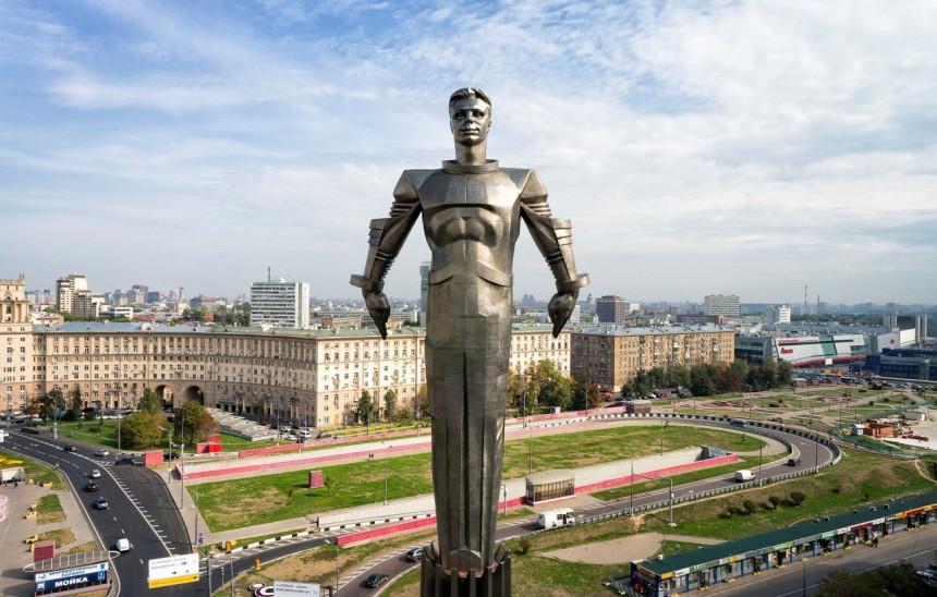 Rusi slave 60. godišnjicu Gagarinovog leta