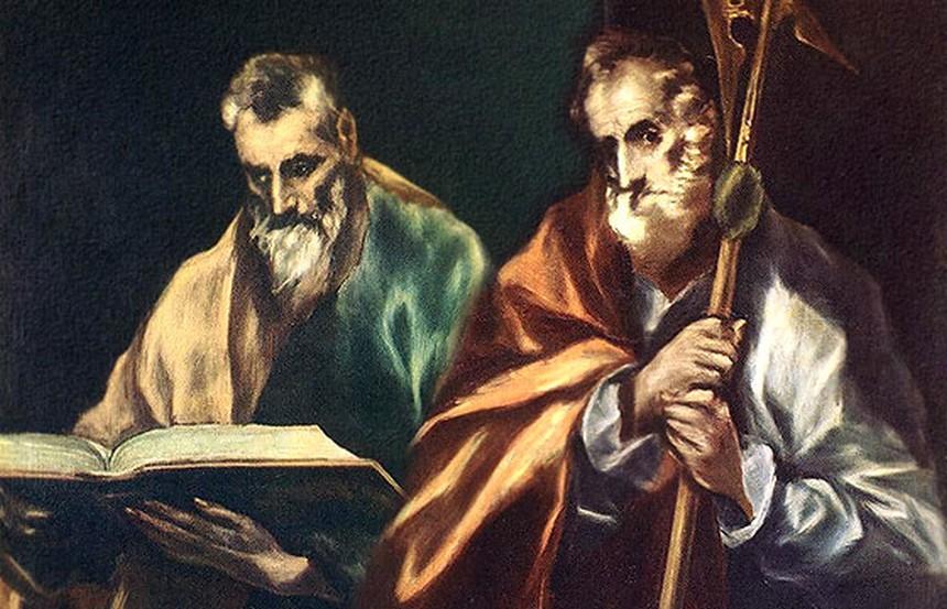 Sveti Juda Tadej i sveti Šimun