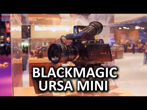 kiralik blackmagic ursa mini kamera
