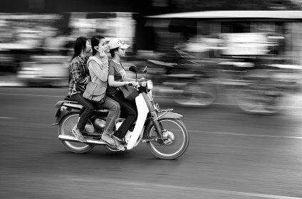 """1st Place """"Top Photographer Award"""" for the """"On the Move"""" challenge, April 2015 on Gurushots.com."""