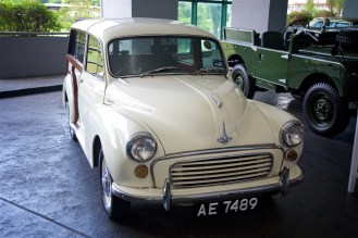 Morris Minor 1000 Wagon
