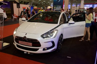 The New Citroen DS