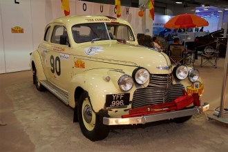 Chevrolet Fangio