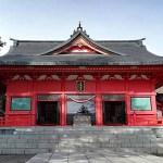 群馬県にある赤城神社に行ってきました!