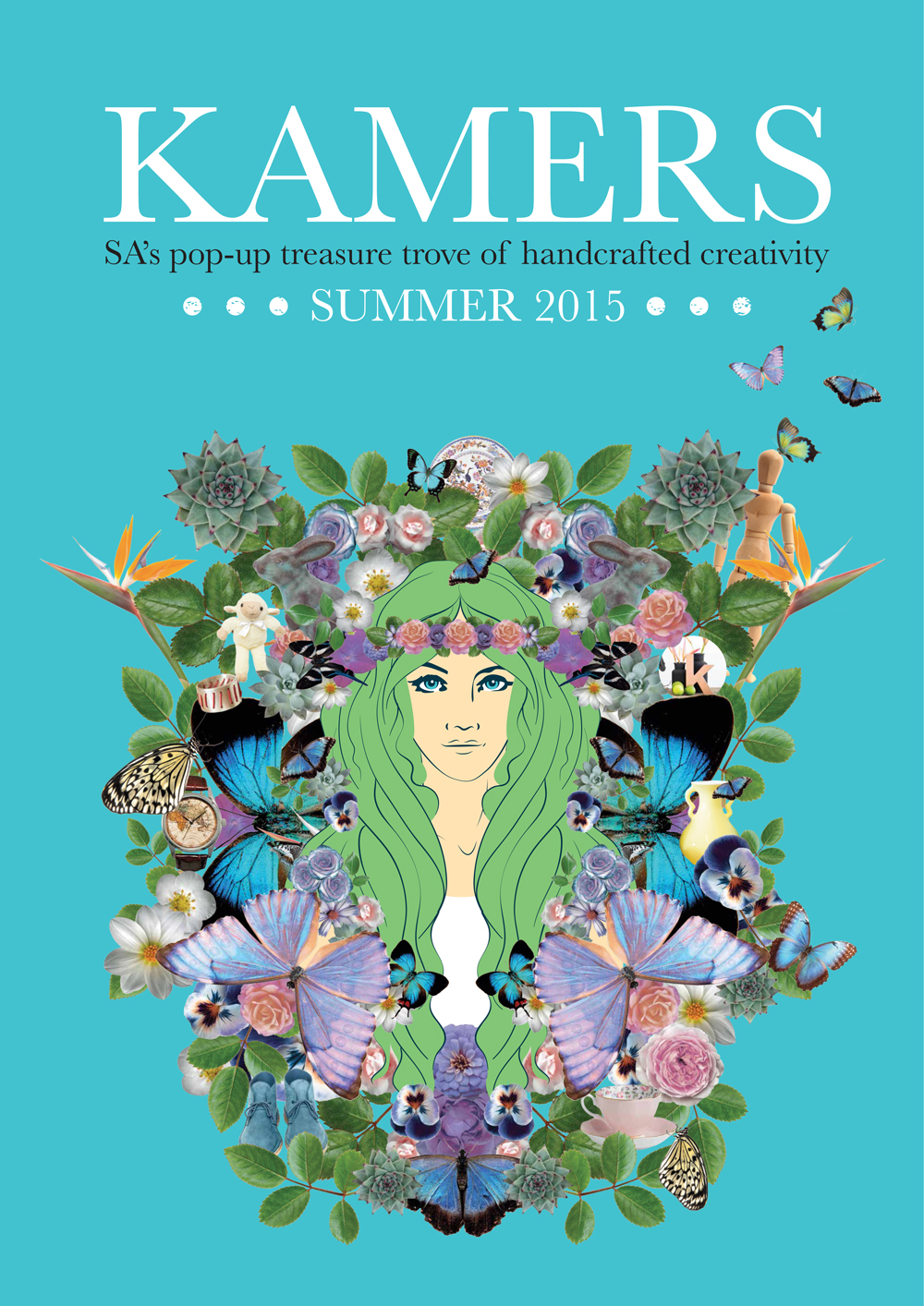 KAMERS Summer 2015 - Hermanus 24-27 Sept | Stellenbosch 27 Oct-1 Nov | Irene, Pretoria 1-6 Dec - www.kamersvol.com