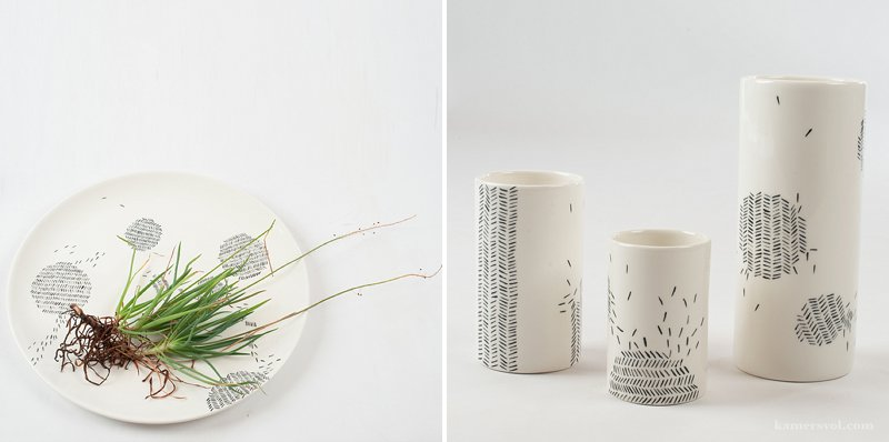 Sister Sister ceramics - KAMERS Online Marketplace Winter Warmers Collection 2016 - shop.kamersvol.com