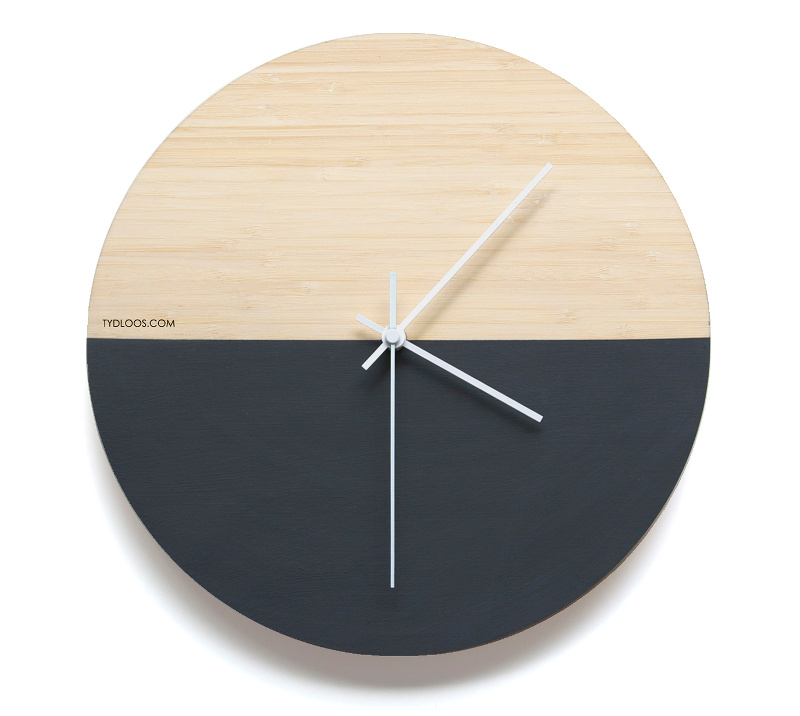 tydloos wall clock