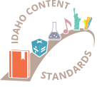 Image of Idaho Content Standards Logo