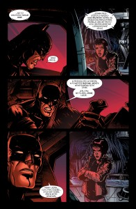 """""""Wieczny Batman"""", tom 2 - plansza"""
