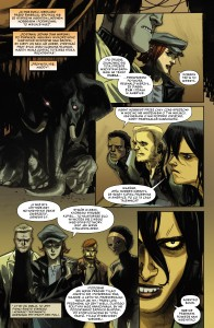 Amerykański wampir, tom 8 - plansza