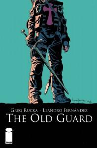 The Old Guard - okładka