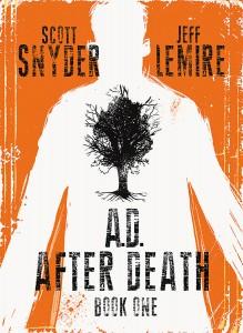 """""""A.D.: After Death"""" - okładka"""