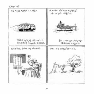 """""""Przygody Stasia i Złej Nogi"""" - plansza"""
