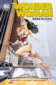 Wonder Woman DLX 01-10cm