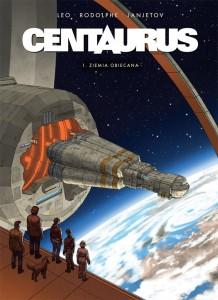 """Centaurus"", tom 1 - okładka"