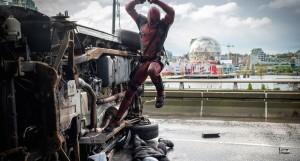 """Deadpool"" - kadr z filmu"