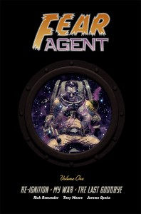 """Fear Agent. Library Edition"" tom 1"