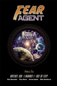 """""""Fear Agent. Library Edition"""" tom 2"""
