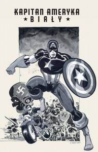 Kapitan Ameryka: Biały