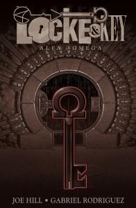 """""""Locke & Key. Alfa i Omega"""" - okładka"""