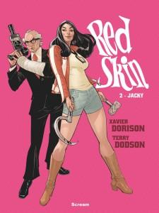 Red Skin, tom 2 - okładka