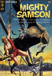 Mighty Samson #2