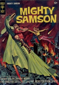 Mighty Samson #6