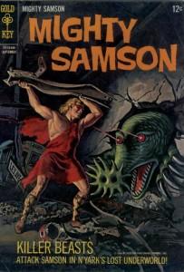 Mighty Samson #7