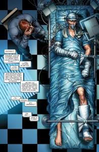 """""""Doktor Strange. Początki i zakończenia"""" - plansza"""