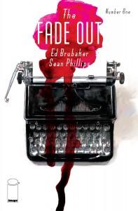 """""""The Fade Out"""" - okładka zeszytu nr 1"""