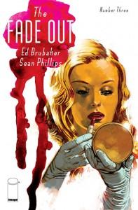 """""""The Fade Out"""" - okładka zeszytu nr 3"""