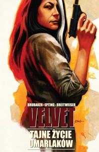 """""""Velvet: Tajne życie umarlaków"""" - plansza"""