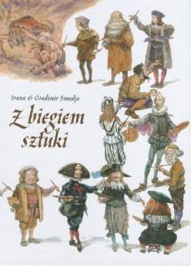 """""""Z biegiem sztuki"""" - plansza z komiksu"""