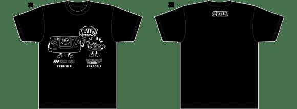 ゲームギアミクロ Amazon Tシャツ