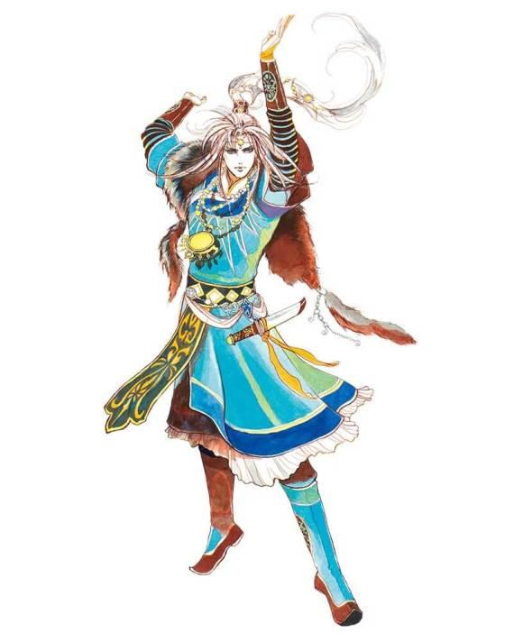 サガ フロンティア リマスター ブルー
