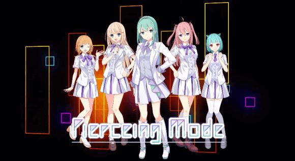 舞歌ファンタジア Piepceing Mode