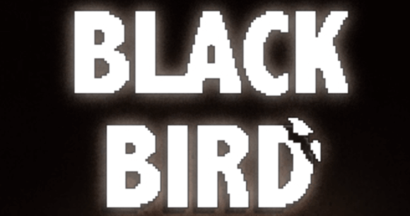 BLACK BIRD ロゴ