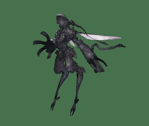 ニーア リィンカーネーション 黒き怪物