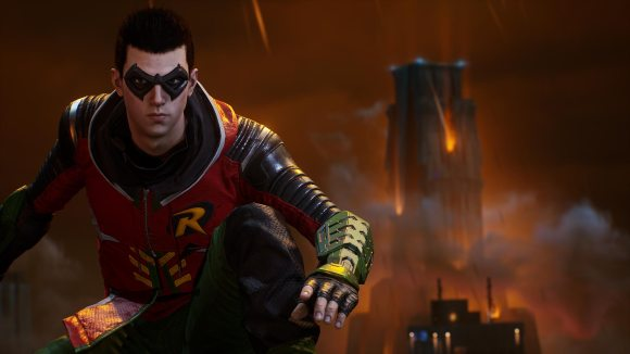 Gotham Knights ロビン