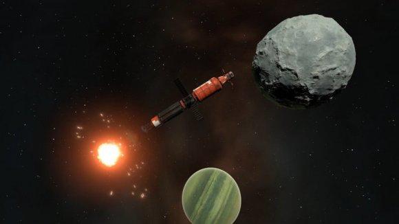 Kerbal Space Program 2 宇宙移動