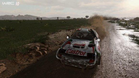 WRC 10 ゲーム内容