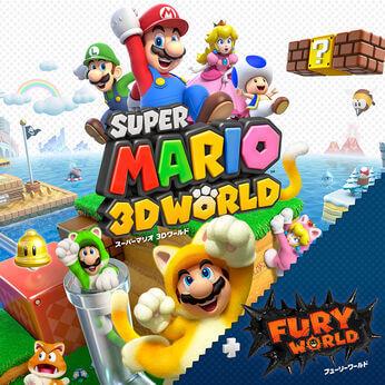 スーパーマリオ 3Dワールド+フューリーワールド