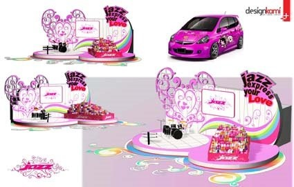 event honda jazz express your love