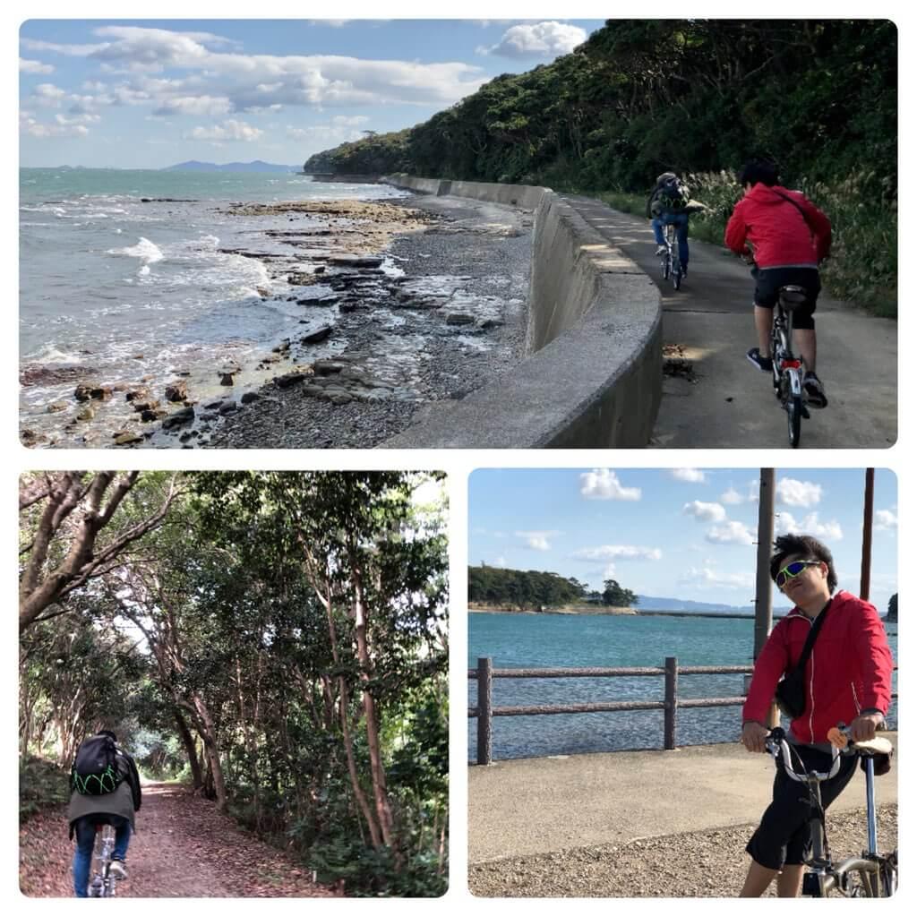 佐久島サイクリングコースイメージ