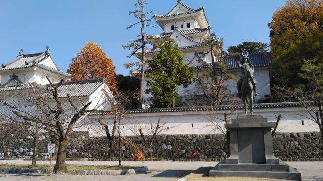 大垣城の画像