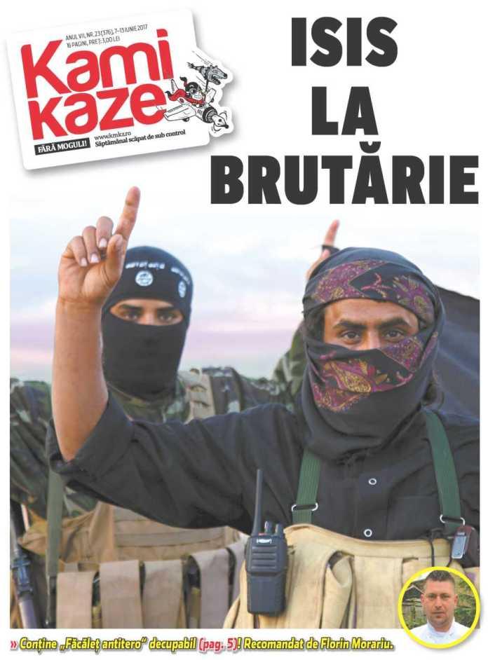 Revista Kamikaze nr 23