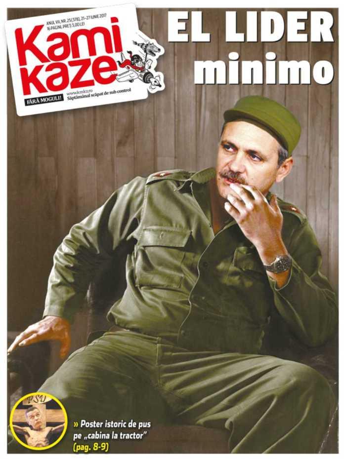 Revista Kamikaze nr 25