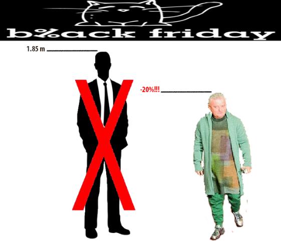 Absolut toate glumele despre Black Friday