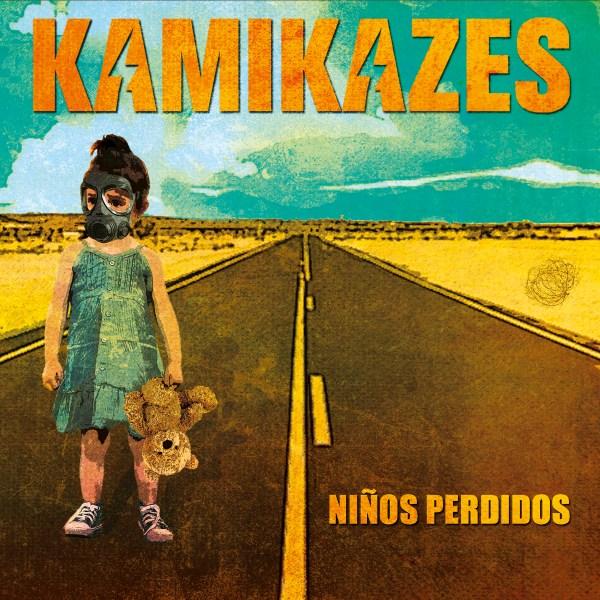 Primer disco de Kamikazes