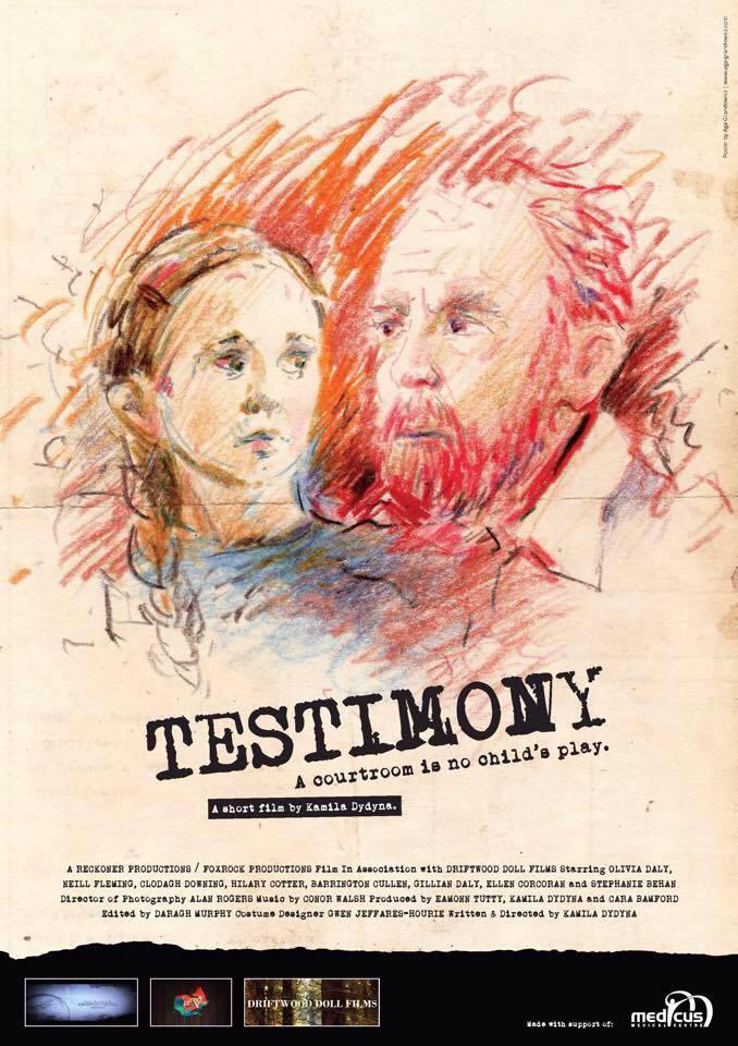 Testimony (Short Film) – Full Steam Ahead